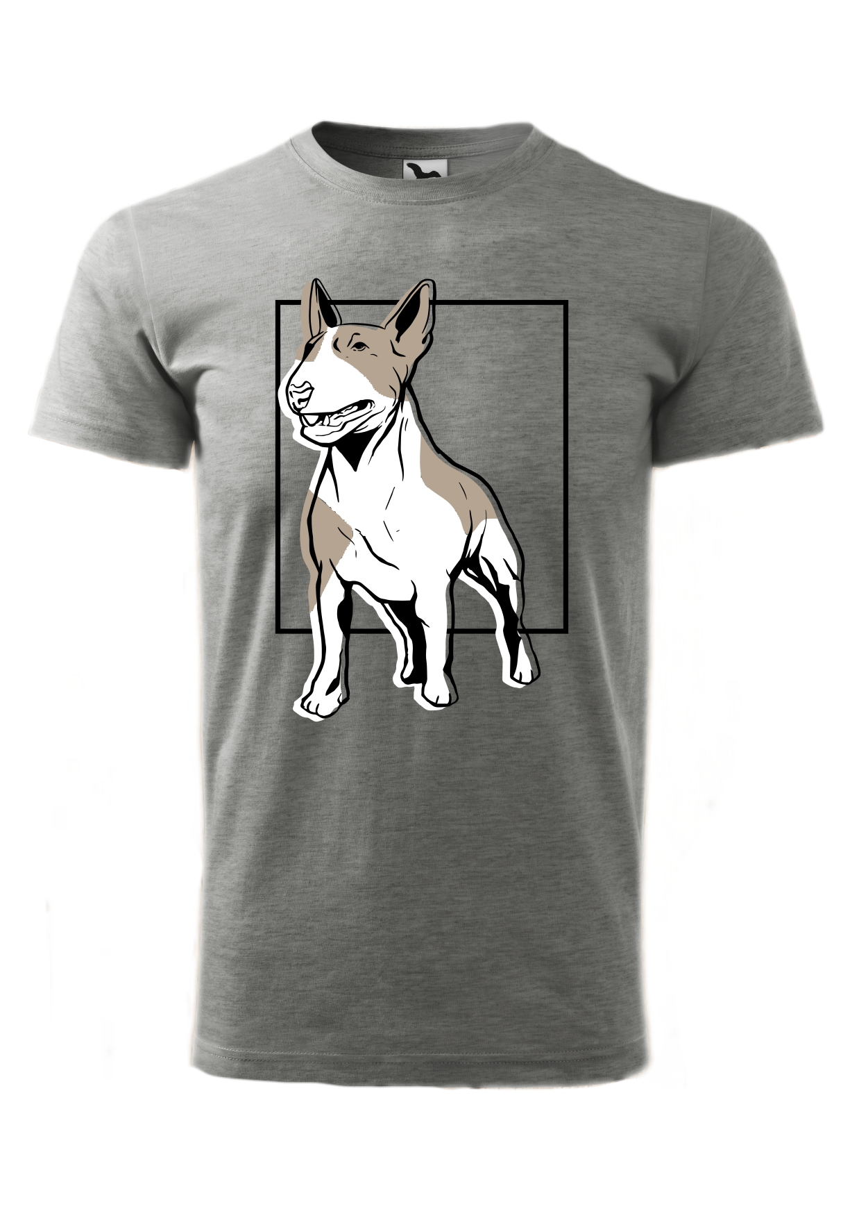 Tričko - Bullterrier Royal