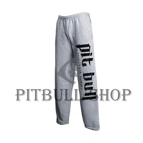 Pitbull United Line Grey