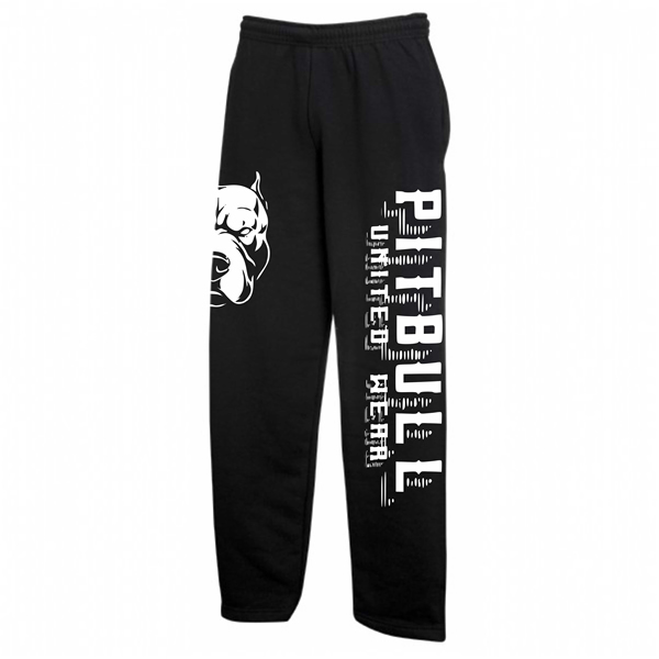 Pitbull Street Fighter II Black