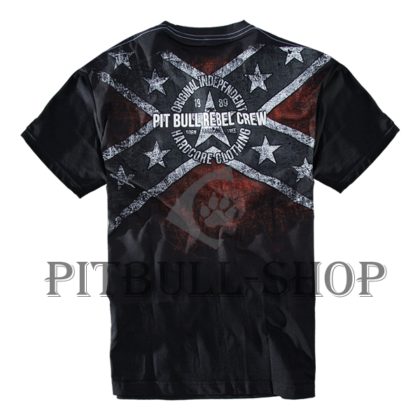 PIT BULL REBEL Black 2015